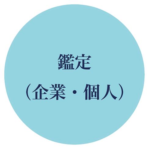 鑑定(企業・個人)